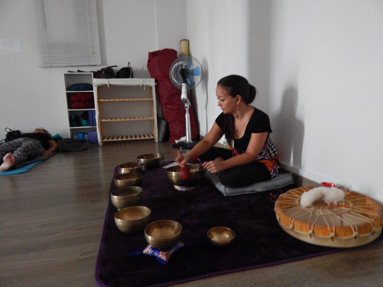 soin chamanique centre eloha toulouse elodie poudroux bols tibétains